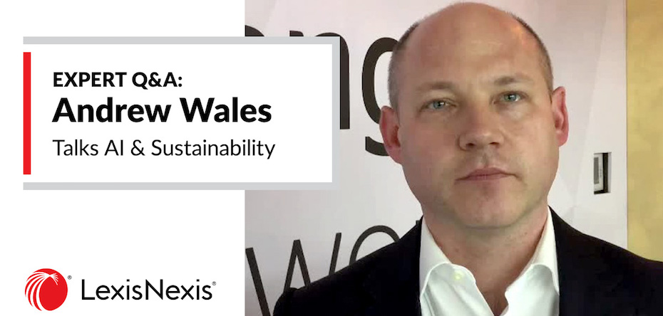 Big Data, Artificial Intelligence, Sustainability, Expert Q&A, UK economy, trend